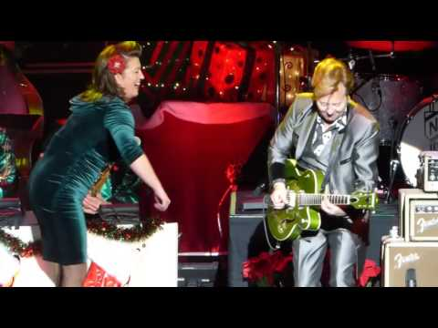 """She's Sexy + 17"" Brian Setzer Orchestra@Caesars Maximus Theater Atlantic City 11/21/15"