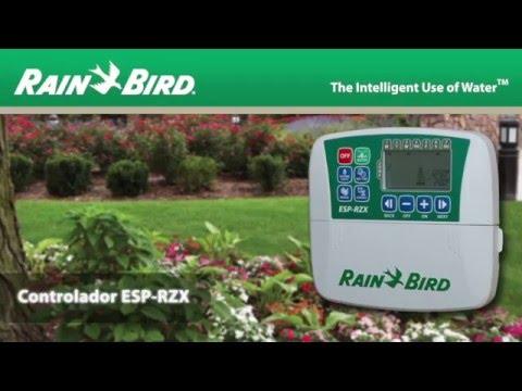 Guía: Programador Rain Bird ESP-RZX - Tiempo De Riego