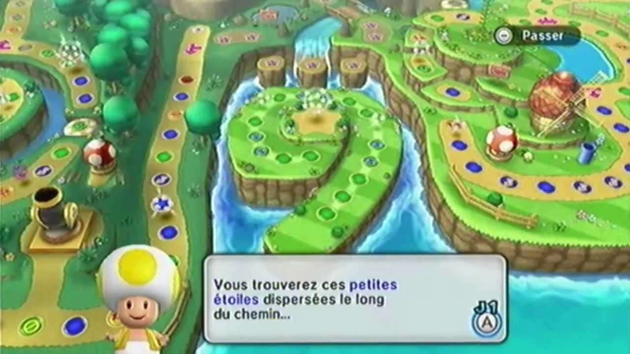 Découverte De Mario Party 9 Wii Youtube