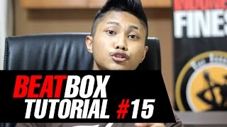 Tutorial Beatbox 15 - Double Pedal / Kick Roll by Jakarta Beatbox