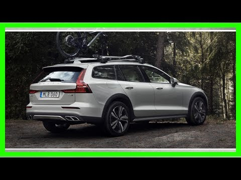 2020 Volvo V60 Cross Country Specs, Pictures, HP, and Pricing | k production channel