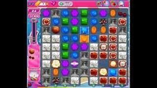 Candy Crush Saga Nivel 932 completado en español sin boosters (level 932)