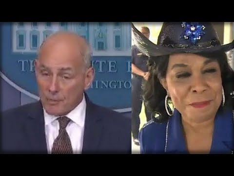 FREDRICA WILSON RUINS WHAT'S LEFT OF HER CREDIBILITY WITH NEW HORRIFIC ACCUSATION AGAINST GEN. KELLY