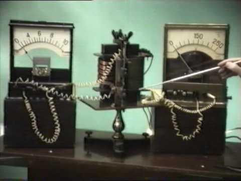 видео: Сварочный трансформатор