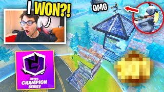 Fortnite Competitive 2020 is here and I won... (how to win)