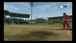 Ashes Cricket 2009 Gameplay/Commentary Part 2/2