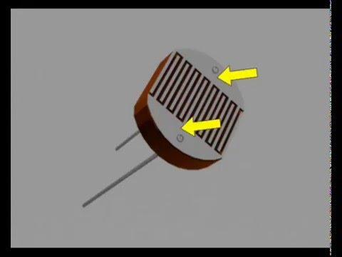 Light Dependent Resistor - YouTube