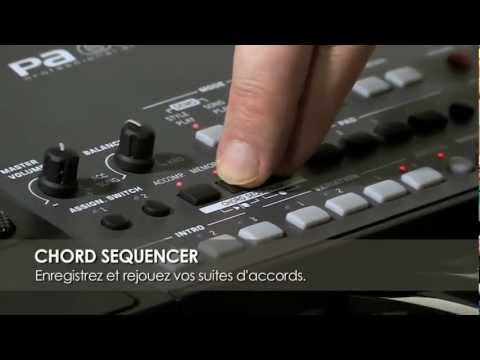 KORG PA 600 Sample Sounds