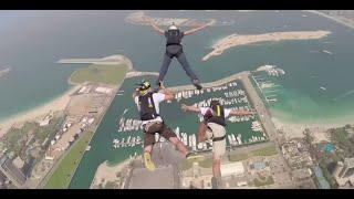 X DUBAI:  Dream Jump  Dubai