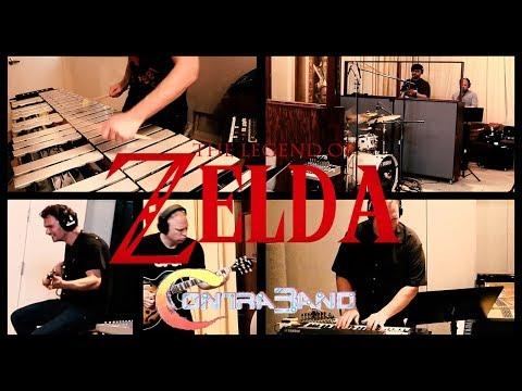 The Legend of Zelda: Main Theme - Contraband VGM - ゼルダの伝説