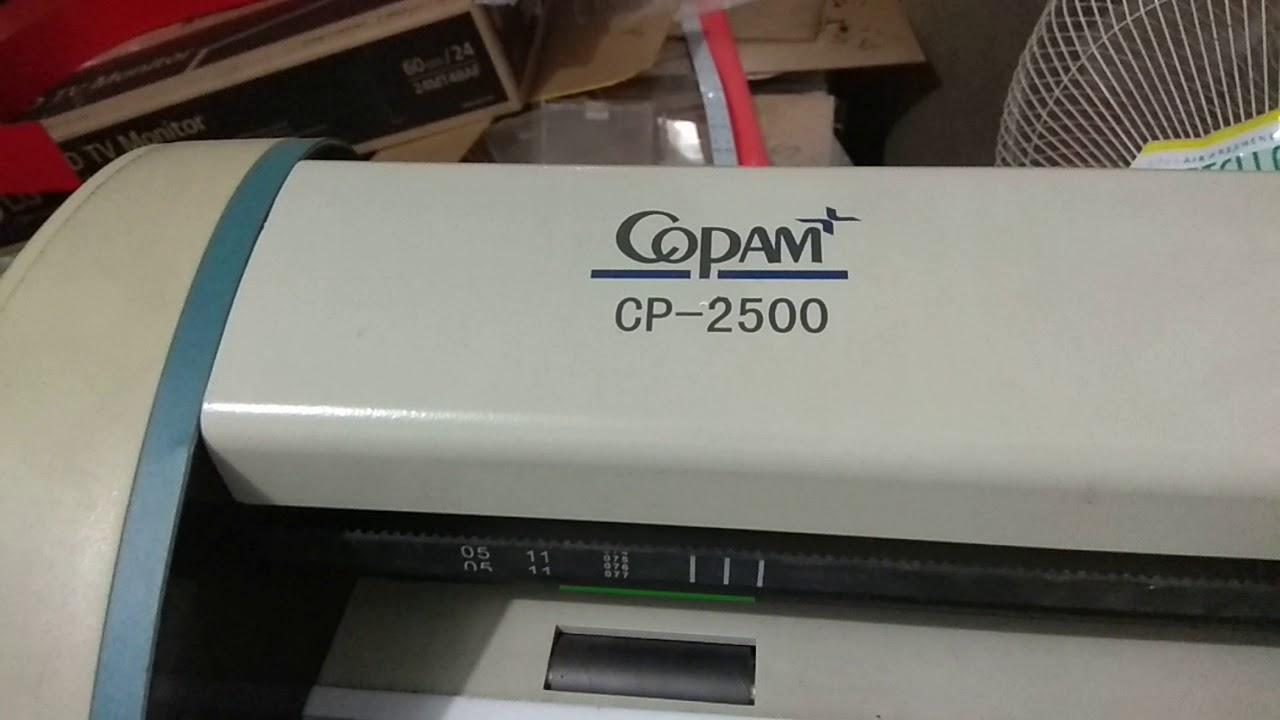 COPAM DRIVER FOR WINDOWS 10
