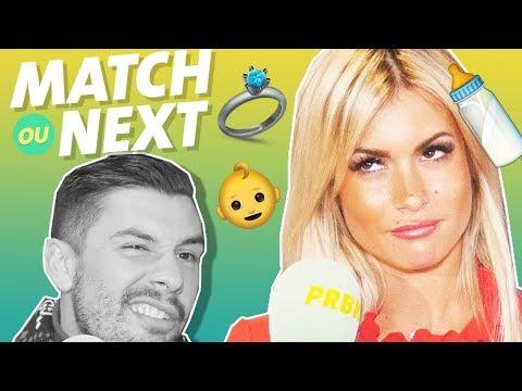 Carla et Kevin : bébé, mariage, chirurgie... Match ou Next