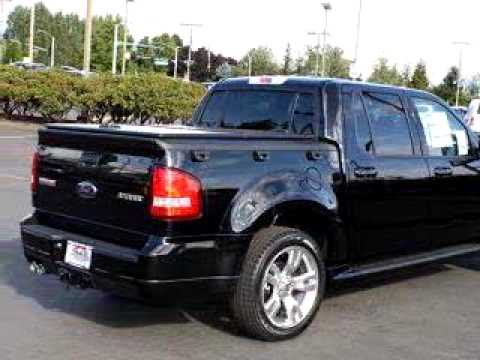 2010 Ford Explorer Sport Trac 98661 Vancouver Auto Group  YouTube