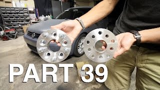 Wheel Spacers vs. Wheel Adapters