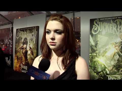Jennifer Stone 'Sucker Punch' Movie Premiere