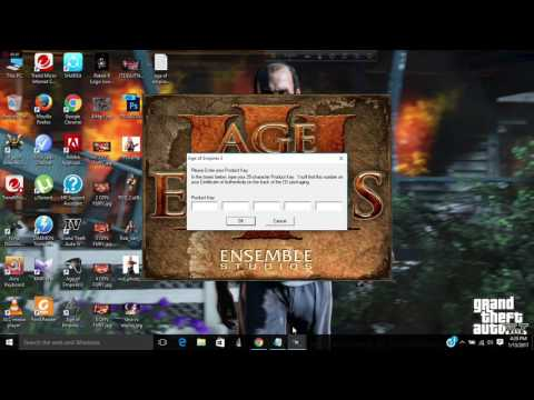 Solution For Age Of Empire 3 Package Code Problem