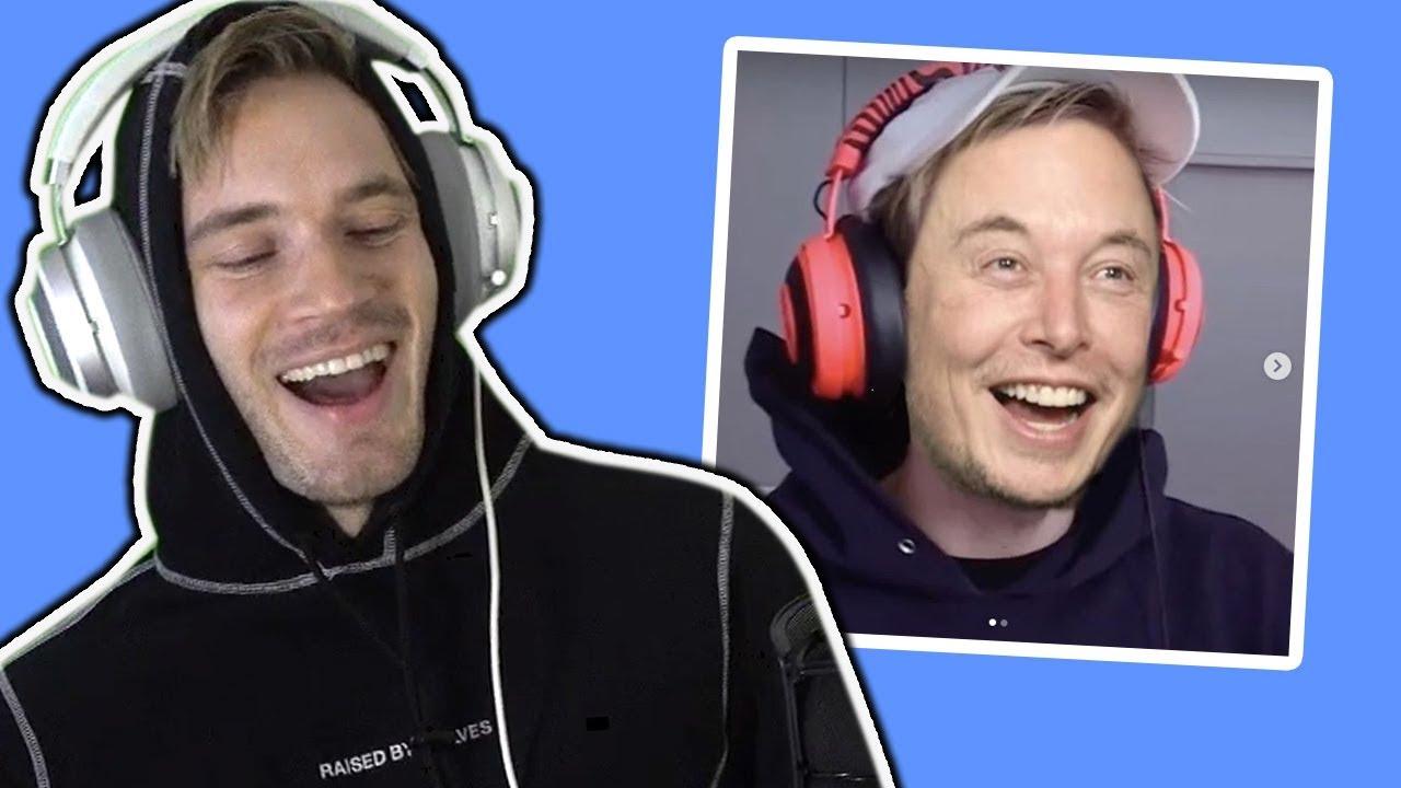 Elon-Meme überall! + video