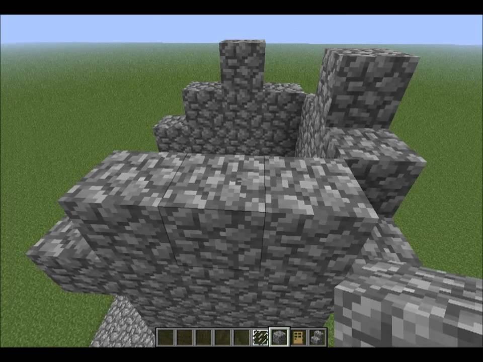 MinecraftDorfbewohner Kirchebauen YouTube - Minecraft dorfbewohner bauen hauser mod