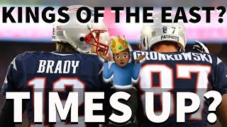 State of the AFC East    New England Patriots