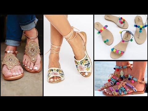 Latest Stylish & beautiful Shoes Designs for Girls / Women thumbnail