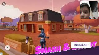 A mostrando a nova versão da casa da Game