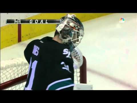 Kings @ Sharks Highlights 01/24/16
