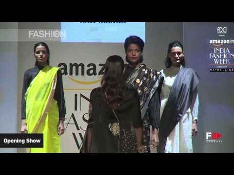 OPENING SHOW Part 3 Spring Summer 2017 | INDIA Fashion Week by Fashion Channel