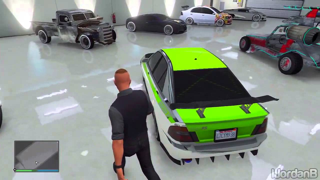 GTA 5 Online Modded Cars: Tow Truck , Space Docker , Franklins ...