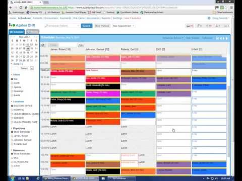 5/9/13 Webinar: Tour of Billing Software, Azalea PM