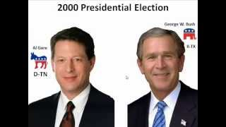 GPS SSUSH 25f 2000 Presidential Election [Video 131]