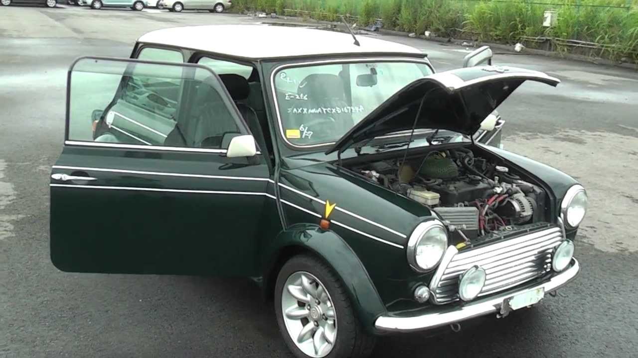 Mighty Mods Rover Mini Cooper Bscc Wide Body In Japan Thru Edward