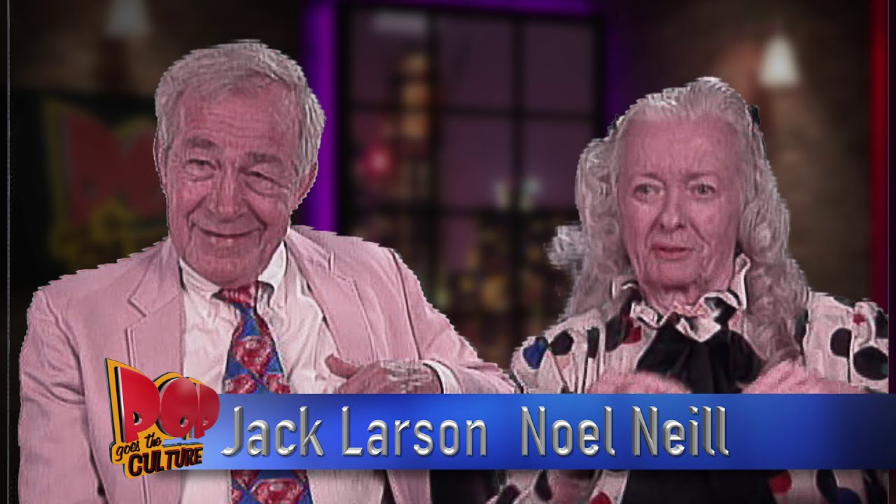 A Conversation with Jack Larson and Noel Neill Part 9 of 9