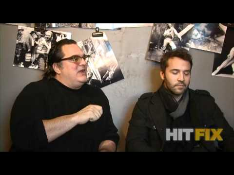 I Melt With You Jeremy Piven and Director Mark Pellington