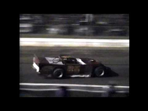 County Line Raceway Late Model Feature 6-16-95