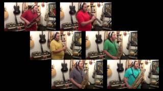 Saxophobia - R. Wiedoeft