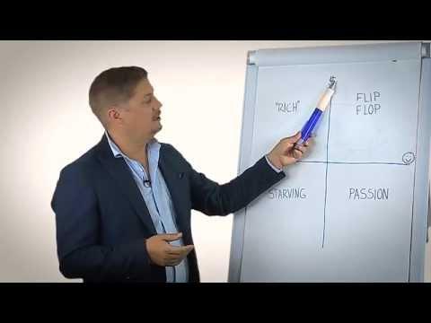 Flip Flop entrepreneur