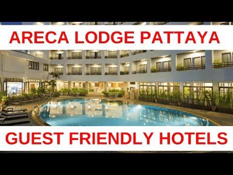 Areca Lodge Hotel Pattaya Thailand Review