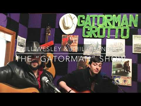 """""""It's All Behind Me Now"""" By Will Wesley Feat. Phil Chandler"""