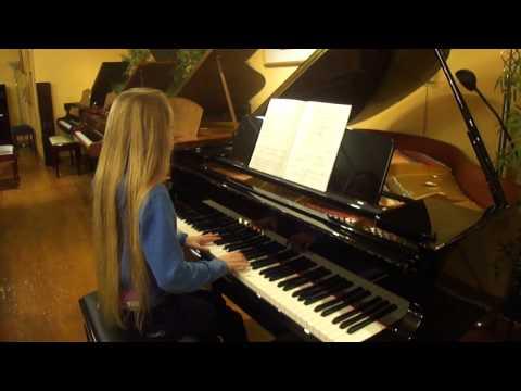 Adelita Grade 5 piano by Francisco Tarrega