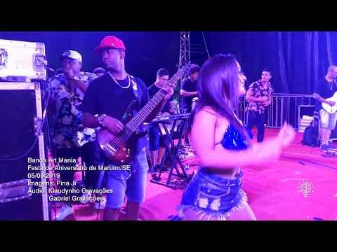 Banda Art Mania Em Maruim-SE 05/2019
