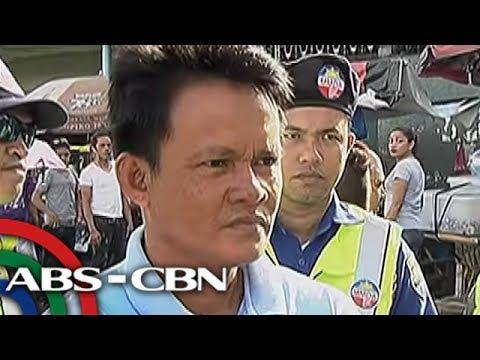 TV Patrol: Tanod, nanindak nang sitahin ng MMDA