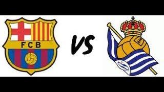 La Liga 1993-94: Barcelona   vs    Real Sociedad
