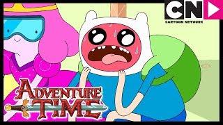 Время приключений Слишком молода Cartoon Network