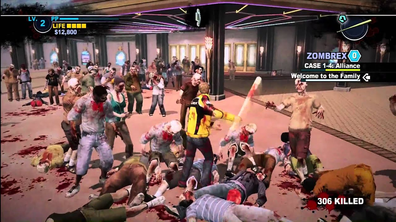 Dead Rising 2 Only Xbox 360 Gameplay Youtube