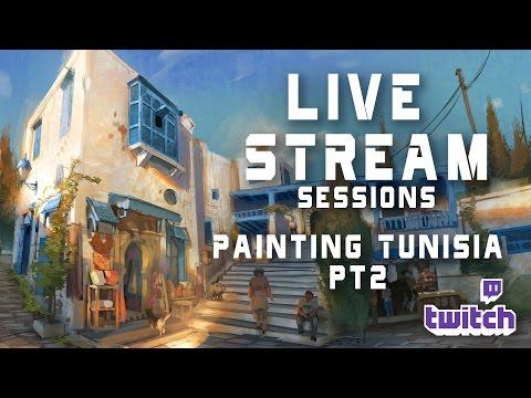 Live Stream 9- Tunisia Pt2