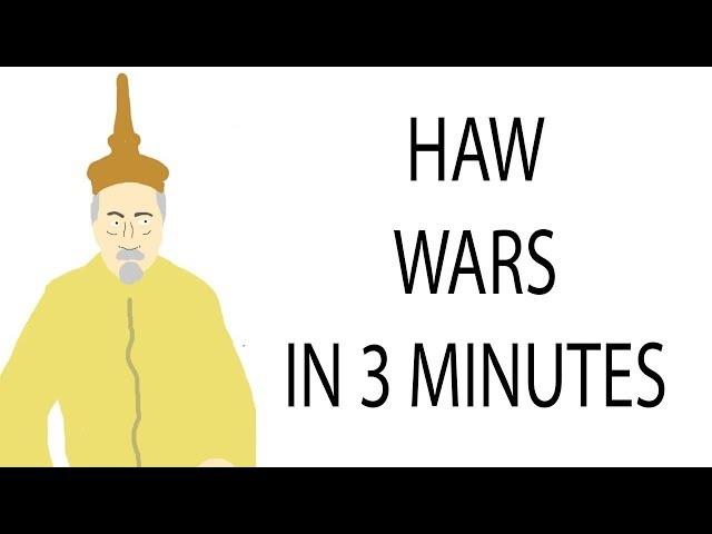 Haw Wars   3 Minute History