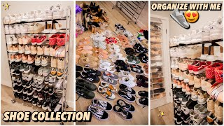 organize my shoe collection wi…