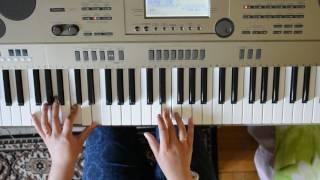 Самоучитель игры на синтезаторе. Урок №6. ДДТ Осенняя