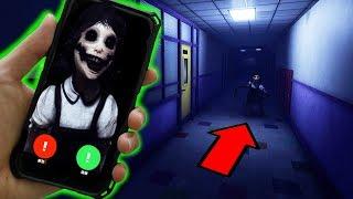 怖い幼稚園で「口裂け少女」に襲われるホラーゲーム【Dark Deception】追跡者No.2「少女」