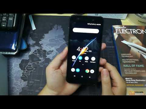 KONKA RE1 unboxing reviews: IP68 waterproof rugged smartphone mobile phone